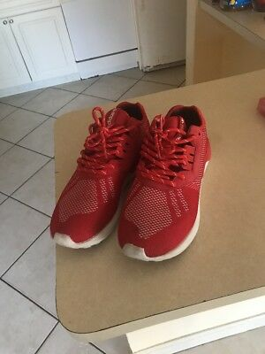 ef7a3eb41 Adidas ZX Flux Triple Red Men s Running Shoes - SZ 8.5.  40.00 Buy It Now  8d 7h. See Details. Adidas Tubular Runner Men size 8.5