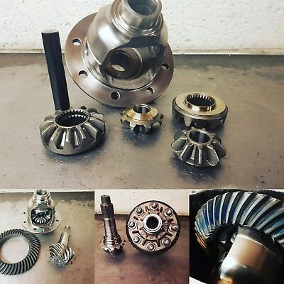 Bmw X5 X6 Differential Carrier Housing Planet Gear Set Diff Core Crown Wheel