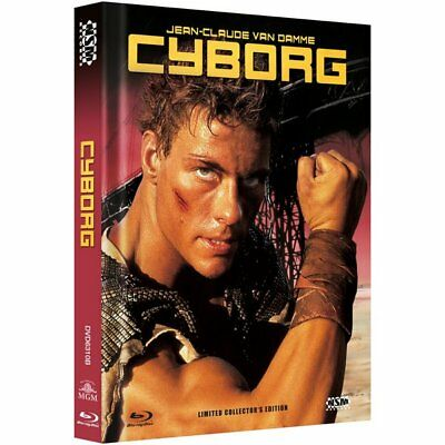 Blu-ray - BD * BR+DVD Cyborg - Limited Collectors Edition Mediabook - limitiert