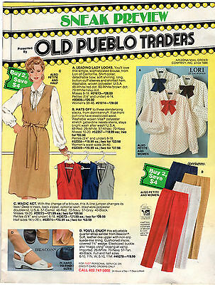 OLD PUEBLO TRADERS CATALOG-TUCSON, ARIZONA-1990's?