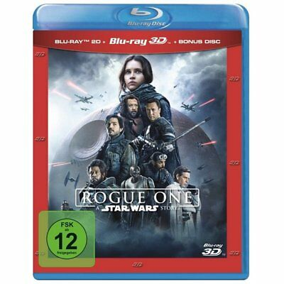 Blu-ray - Rogue One - a Star Wars Story - 3d+2d