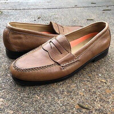 da15e068b8 COLE HAAN PINCH Grand OS Penny Loafer - Men's Size 8.5 M / Brown ...