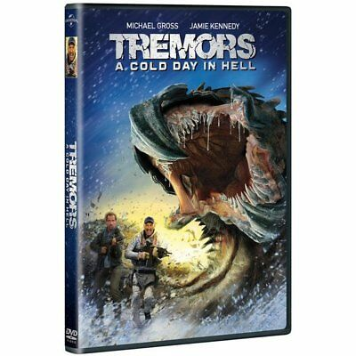 DVD - Tremors : A Cold Day in Hell - Michael Gross, Jamie Kennedy, Tanya van Gra