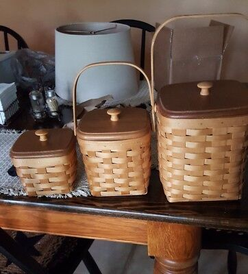 American Traditions Basket set of 3