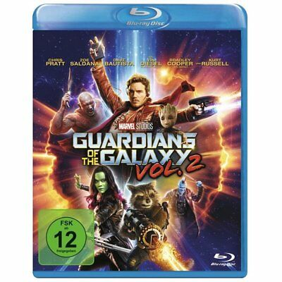 Blu-ray - Guardians of the Galaxy - Vol. 2