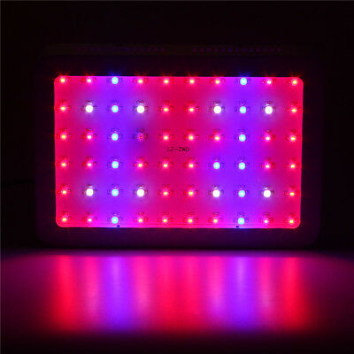 600W LED Grow Light Lamp  Full Spectrum Hydroponic greenhouse Indoor Plant Bloom