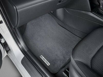 F2A20APH00 Genuine Brand New Hyundai Elantra Set of 4 Carpet Floor Mats 2015-18