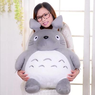 45cm MY NEIGHBOR TOTORO PLUSH DOLL SOFT BEAR KIDS CHILD GIRL STUFFED ANIMALS TOY