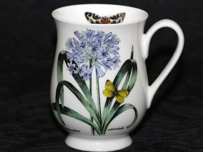 ROY KIRKHAM BOTANICAL FLOWERS Fine Bone China ELEANOR Mug #1a