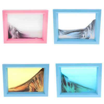 MOVING SAND GLASS Art Picture Frame Made in Dubai Cosmo Dune 7 ...