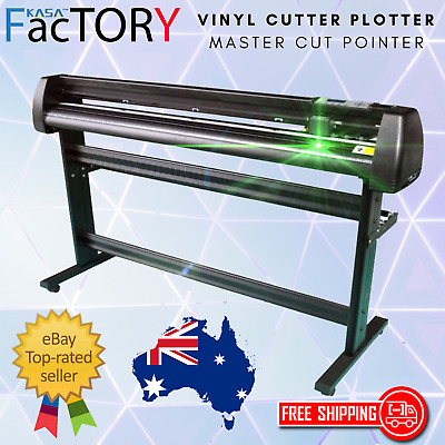 New Sign Cutting Pro Optical Eye Laser Pointer Vinyl Cutter Plotter 720mm