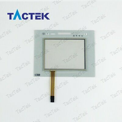 Touch Screen Panel Glass Digitizer for UniOP ETOP05-0045 with Overlay