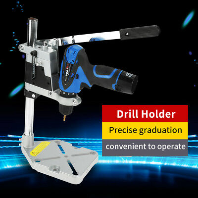 Bench Drill Press Stand Clamp Base Frame for Electric Drills Power Tool Holder