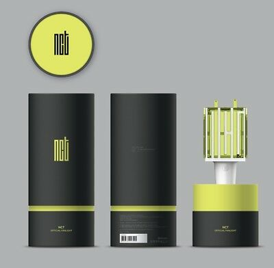 Nct Official Light Stick  / Free Tracking Number