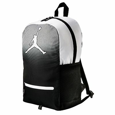e54d70978a1672 NIKE AIR JORDAN Jumpman MINI Backpack Pre-School Bag BLACK VOLT 7A1508  Backpacks   Bags