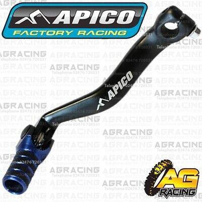 CRF APICO MX BRAKE PEDAL LEVER TIP REPLACEMENT END RED YZ KXF CR YZF KX RM