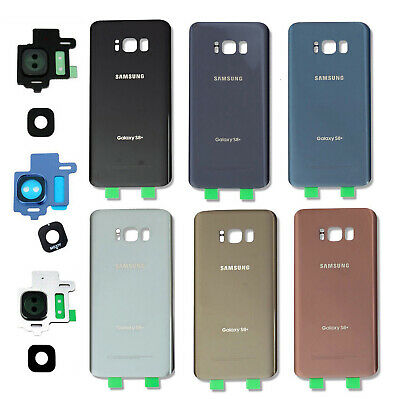OEM Back Battery Cover Glass Housing Rear Back Door Cover For Samsung S8 S8Plus