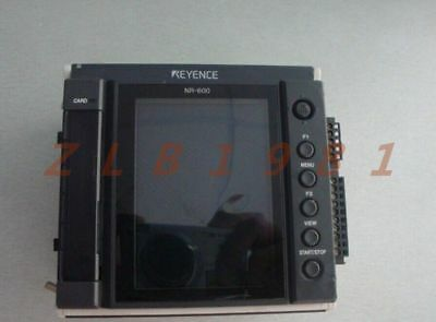 ONE USED- KEYENCE touch screen NR-600