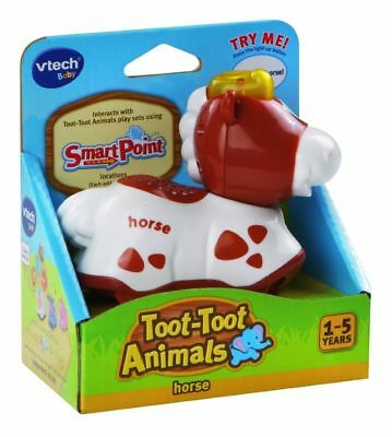 Vtech Toot Toot Animals HORSE Educational Learning Toy w/ Lights Sounds Music