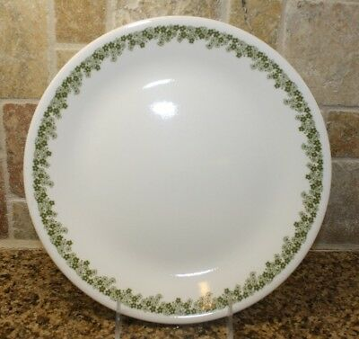 """Crazy Daisy Lot of 2 Vintage Corelle Ware Spring Blossom 10 1//4/"""" Dinner Plates"""