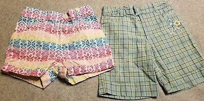 ef07766f46fd Little Girls 4T short set - Preowned - GUC - lots of wear left in them