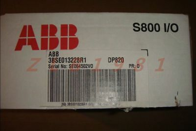 One New- Abb Dp820 3Bse013228R1