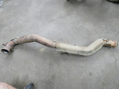 14-18 Polaris Sportsman 570 Sp Exhaust Midpipe Mid Middle Pipe