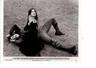 "Katharine Ross and Same Elliott in ""The Legacy"" Vintage Still"