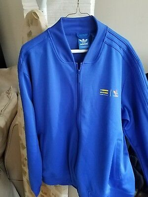 5a60b495114fc Adidas Pharrell Williams Supercolour Track Jacket Size XLarge FREE SHIPPING