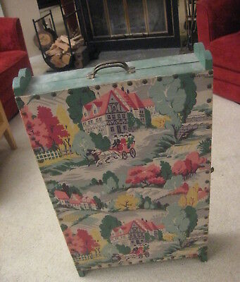Wow! Vintage/Antique Travel Sewing/Seamstress Kit, Totally Unique and Rare!
