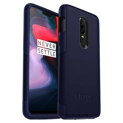 Otterbox OnePlus 6 Commuter Premium Protection Indigo Way Blue (77-59015)