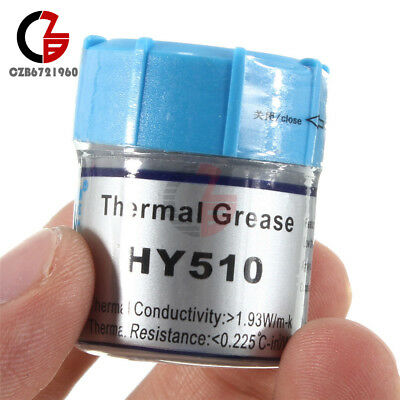 20g HY510 CN10 Grey Thermal Conductive Grease Paste CPU GPU LED Chipset Cooling