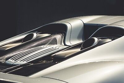Large 24x36 Super Car Poster | Premium Poster Paper | Fast Free Shipping