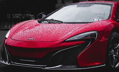 Large 24x36 Super Car Poster   Premium Poster Paper   Fast Free Shipping