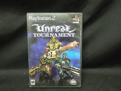unreal tournament playstation