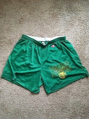 Vintage 1990s Baylor Bears Champion Shorts - Large - Made in U.S.A.