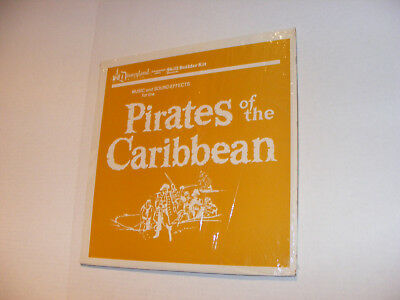 WaLT DiSNeY MuSiC & SouND EFFeCTS FoR THe PiRaTeS oF THe CaRiBBeaN PRoMo-oNLY LP