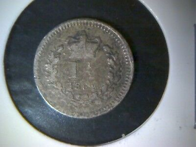 Great Britain 1862 1 1/2 Pence