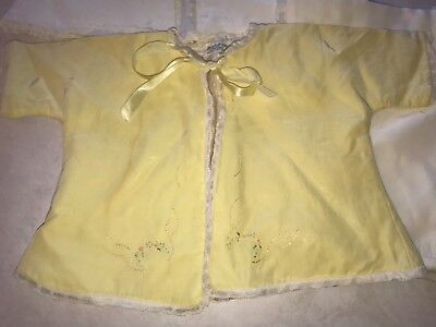 Lot Of 3 Vintage Baby Over Coats: Marshal Field & Co. For The Very Young