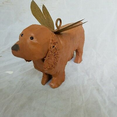 Sussex Spaniel Garden Angel