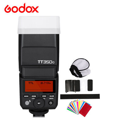 Godox Mini TT350C 2.4G TTL Camera Speedflash Thinklite for Canon SLR M3 M2 M6 M5