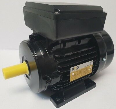 1.5HP 1.1kW 1400 RPM 240 Volt D90s Frame Foot Mount Industrial Electric Motor
