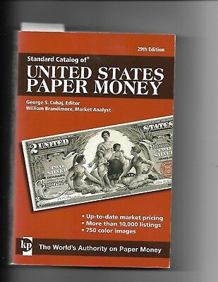 Standard CAtalog of United States paper money 29th edition
