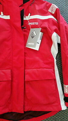 Musto Br1 Womens Jacket - Size 12