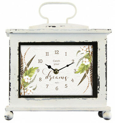 Clock French Country Vintage Inspired Clocks Catch your Dreams Rustic New
