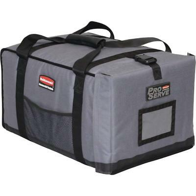 Rubbermaid Commercial ProServe Full-Size Food Pan Insulated Carrier, End-Load,