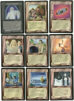 MECCG Wizards Ltd Uncommon Cards middle earth metw limited ccg tcg lord rings