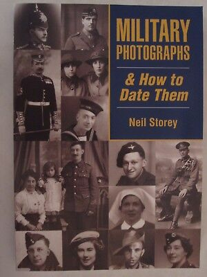 Military Photographs and How to Date Them - British