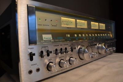 SANSUI G-33000 Receiver ******** THE KING *********