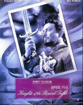 Knights of the Round Table - (UK seller!!!) New Sealed Region 2 Compatible DVD